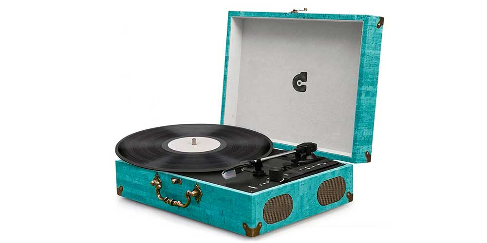 CMC Portable Turntable
