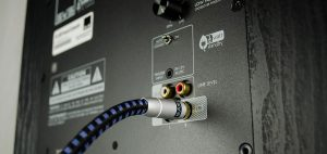 Subwoofer & RCA Cable