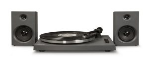 Do you need speakers with a turntable