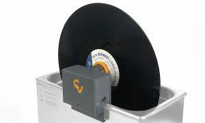 Ultrasonic Vinyl Record Cleaner