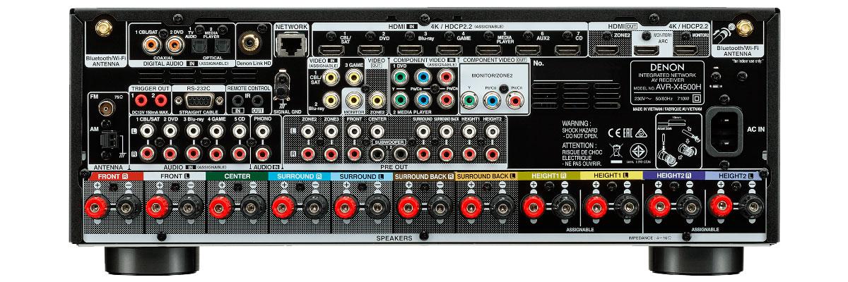 Denon AVR X4500H