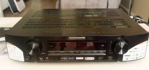 best slim av receiver