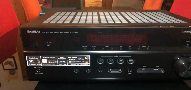 Best Yamaha AV Receivers