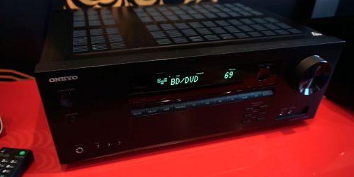 Best AV Receiver Under $500