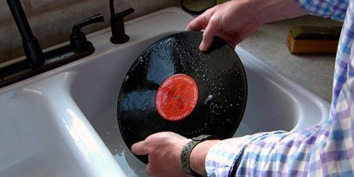 How often should you clean vinyl records