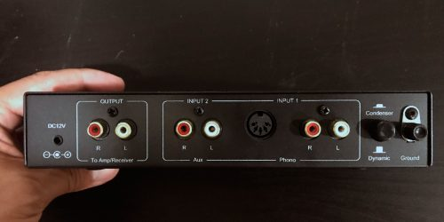 Is Phono Input the Same as AUX?