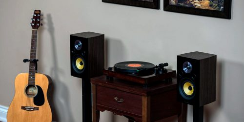 Best Speakers for Vinyl Record Players