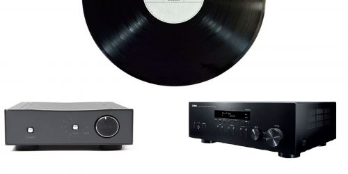 Best Receiver and Amplifier for Record Player